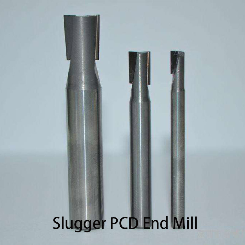 Slugger Customized PCD End Mill