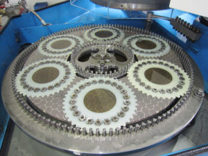 Flat Diamond Lapping Plate For Fuel Injectors parts