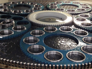 Surface Fine CBN Lapping Plates for machining bearing rings