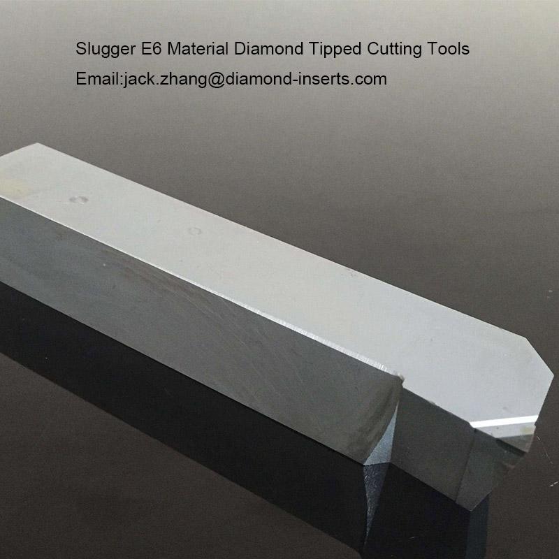 Slugger E6 Material Diamond Tipped Cutting Tools