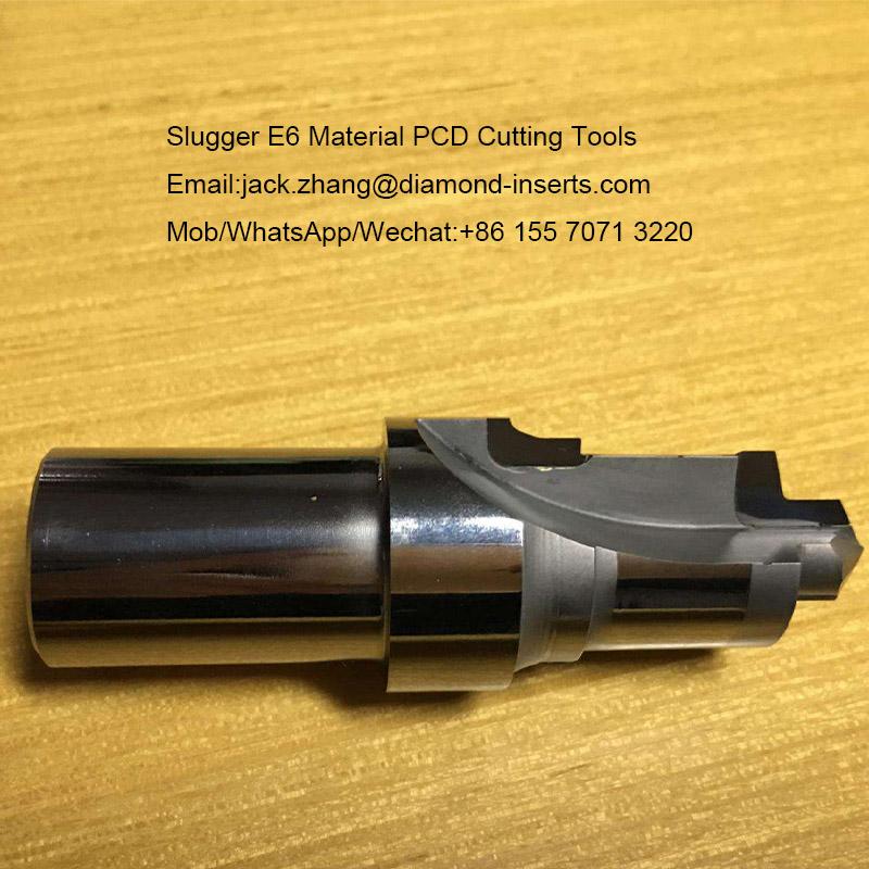 Slugger E6 Material PCD Cutting Tools