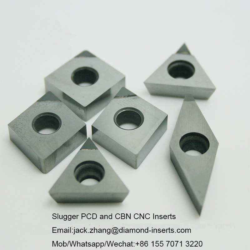 Slugger ISO Standard And Customized China PCD Inserts