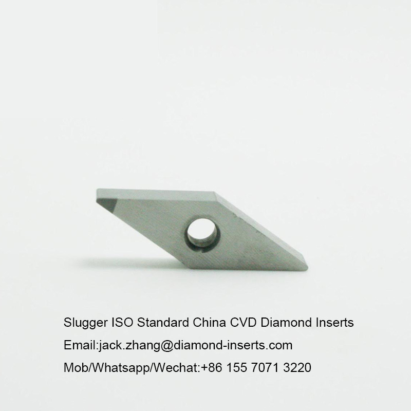 Slugger ISO Standard China CVD Diamond Inserts