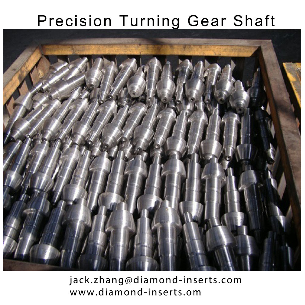Slugger CBN Diamond Lathe Cutting Tools For Precision Turning Gear Shaft