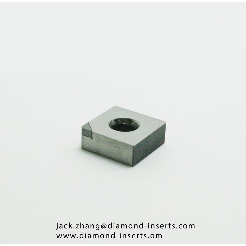 Slugger CBN Diamond Lathe Cutting Tools SNMN 12T612