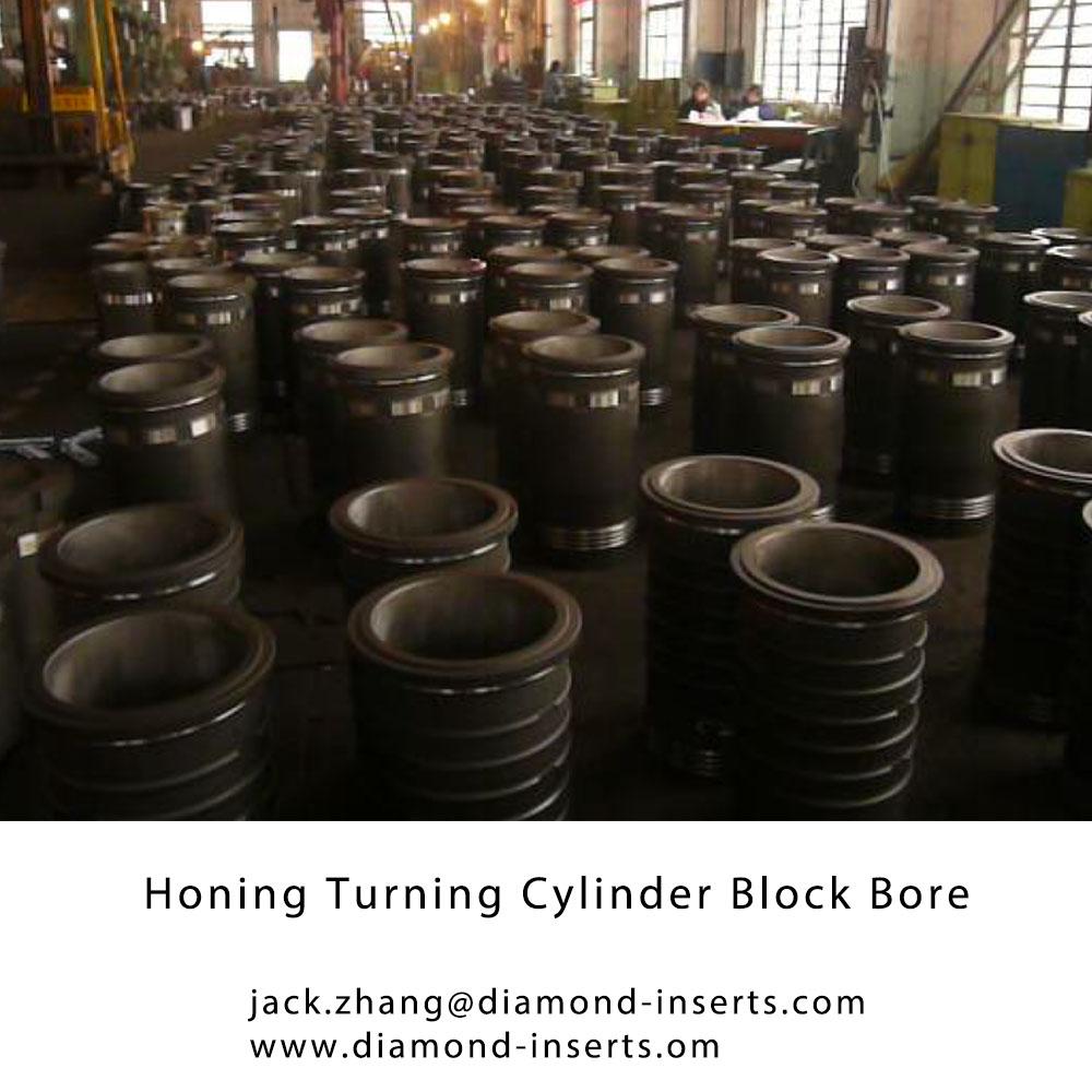 Slugger E6 Material Rough Machining CBN Tipped Cast Iron Cutter