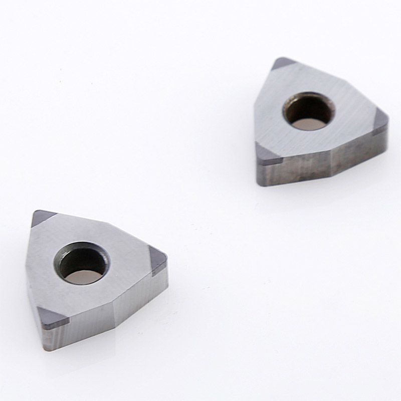Slugger E6 Diamond CNC Milling Tools Cubic Boron Nitride Cutting Tools