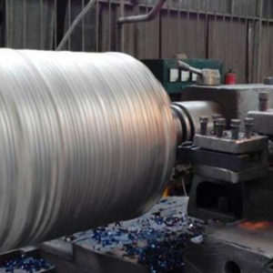 Slugger CBN External Turning Tools For Rolls Repair