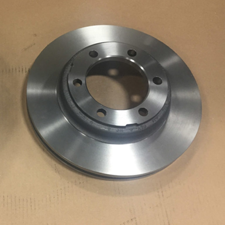 Turning Brake Rotors with slugger CNGA 120404 CBN Inserts