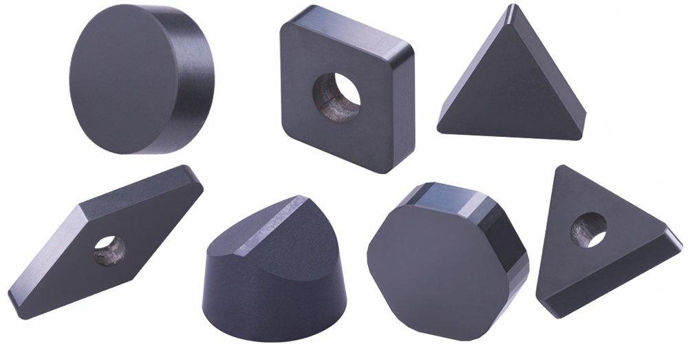 Slugger Solid PCBN Inserts
